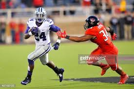 RB Charles Jones (Kansas State) '15 142att 696yds 5td 12rec 139yds