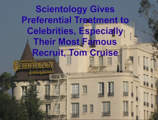 """The religion tried to recruit Elvis, Michael Jackson, and Brad Pitt without success. After an introductory meeting, Elvis famously quipped: """"All they want is my money!"""" Ironically, his ex-wife and daughter would become long-time Scientologists."""