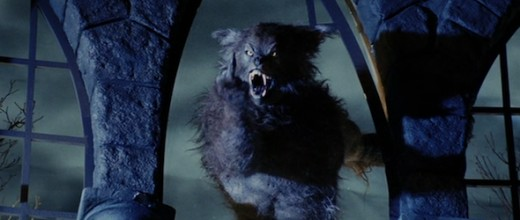 The funny side of Werewolves