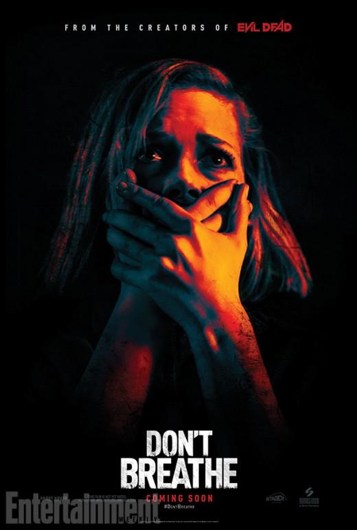 Film poster for Don't Breathe
