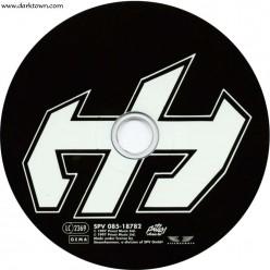 Jugulator the Judas Priest Album that features the powerful vocals of Tim Owens