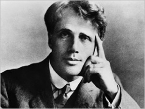 Robert Frost: A Lone Wolf