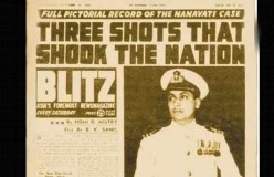 Hark back to the Nanavati case of Love and Murder in 1959 and Trials by Jury