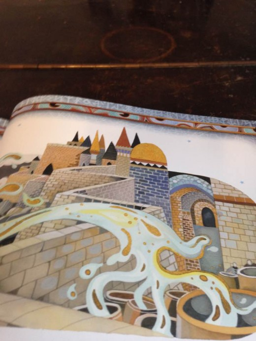 Castles in Norse mythology