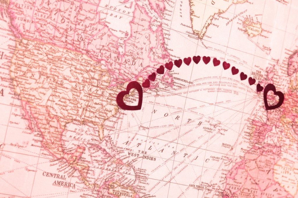 How long do most long distance relationships last