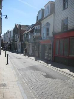Whitstable Travel: Whitstable in Kent