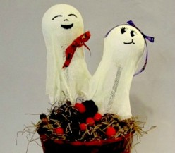 31 Best Ghostly Ghost Crafts