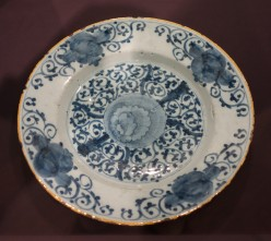 Early Dutch Ceramics - Delft Pottery (Delftware)