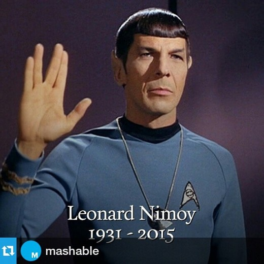 """Son Adam Nimoy released his film """"For the Love of Spock"""" in September, 2016."""