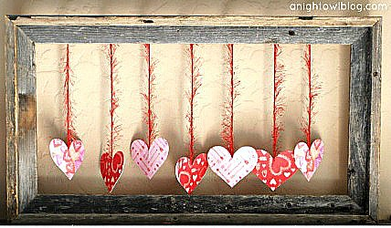 this is not only a great valentine gift it is also a beautiful wall decoration for a master bedroom youu0027ll find the tutorial for making this drop heart