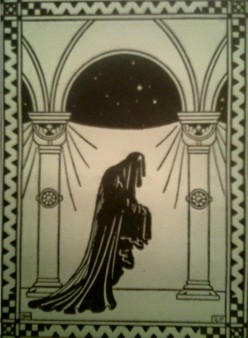 The Black Lady of Staveren - a Ghost's Story