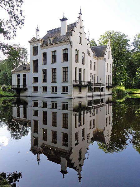 The current Castle Staverden