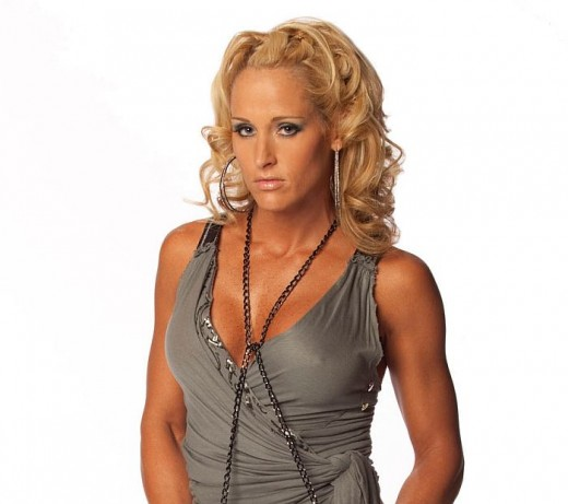 WWE  Michelle McCool
