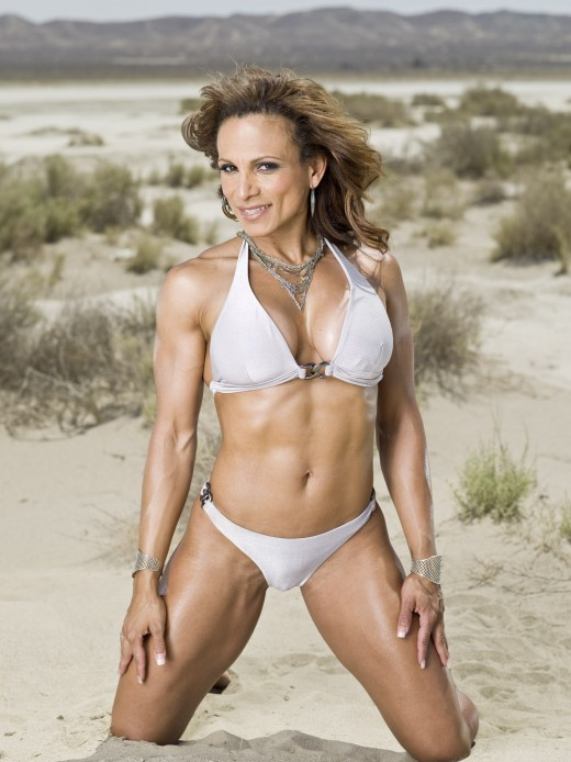 Adela Garcia - Female Fitness Competitors