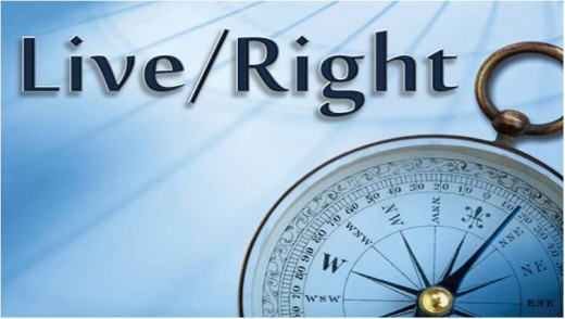 Right vs Wrong Way
