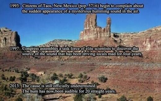 Taos Hum Annotated Photo