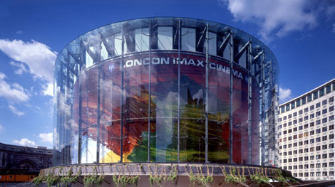 Visit the IMAX to see excellent 3D Movies