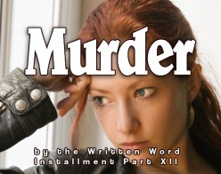 Murder by the Written Word XII