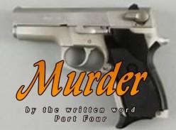 Murder by the Written Word IV