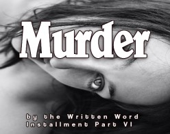 Murder by the Written Word VI