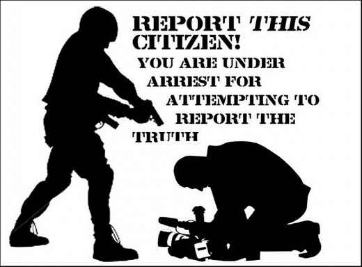2012: Supreme Court Upholds Legality of Videotaping Police. Someone tell the cops!
