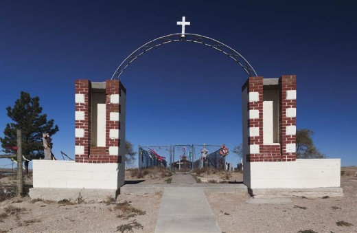 Wounded Knee Memorial