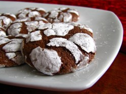 Crinkle Cookies Recipes