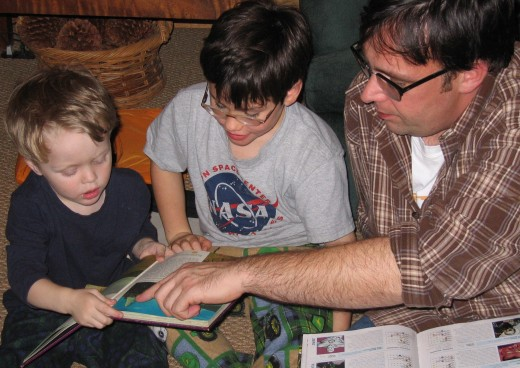Homeschool are for parents who can commit to teach their children and be role models full time.