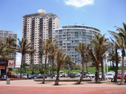 Holiday accommodation in Durban, South Africa