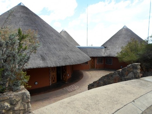 Beautiful cultural heritage sites in South Africa . This one is near Clarence