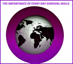 Why Every Day Survival Skills Are Important
