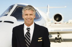 The staff of a private jet will take care of your every wish