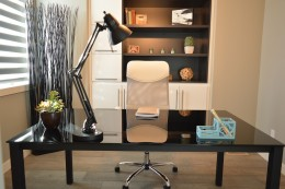 Tech ready home office space is a big plus for younger home buyers.