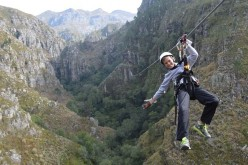 Zipline, Cheetahs and Wine.... in Cape Town