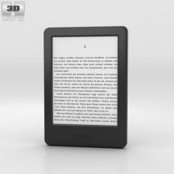 E-Book Reader Review: Amazon Kindle Touch, Wi-Fi, 6