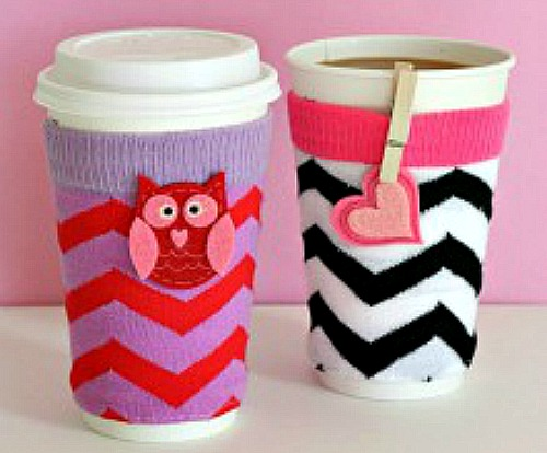 57 Craft Ideas for Making Valentine Gifts and Decorations   FeltMagnet