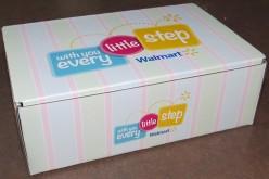 Free Walmart Baby Box Review