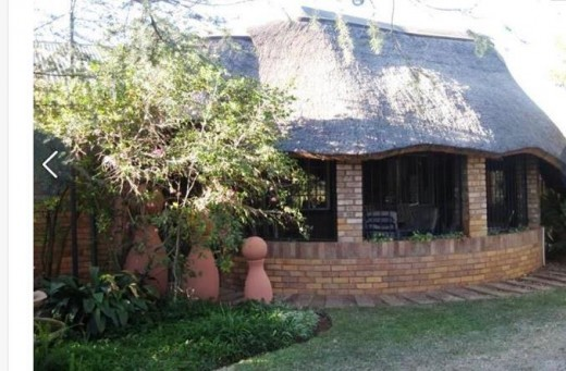 Beautiful properties of the middle-class in South Africa