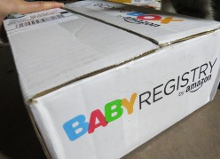 Amazon Baby Registry Welcome Box Review