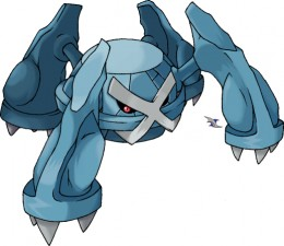Metagross by xous54