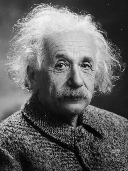 """Energy cannot be created or destroyed, it can only be changed from one form to another."" - Albert Einstein"