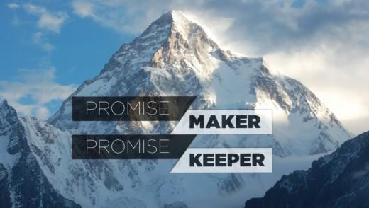 Not a Promise Breaker!