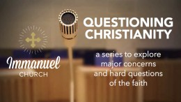 Many Christian churches are addressing these issues for their congregations.
