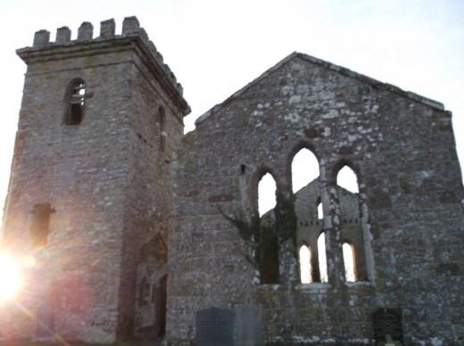 Knights Templar Ruins
