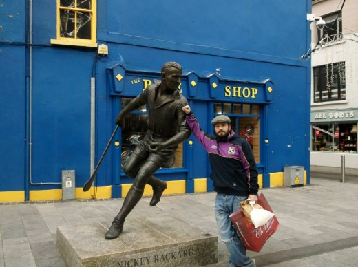 Nickey Rackard - Hurling genius
