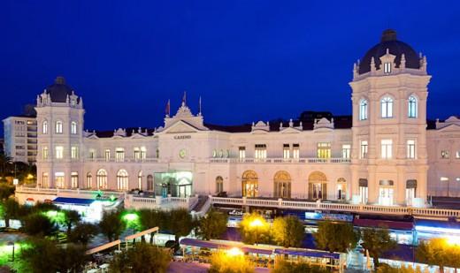 The Casino at Santander