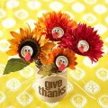 59 Cute Thanksgiving Turkey Craft Ideas