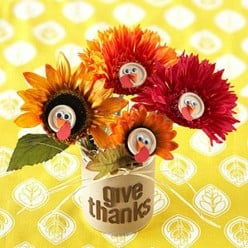 58 Cute Thanksgiving Craft Ideas