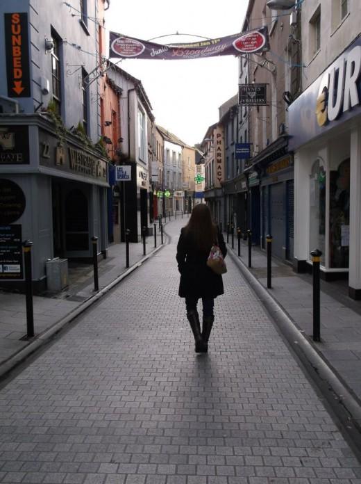 Wexford Main Street