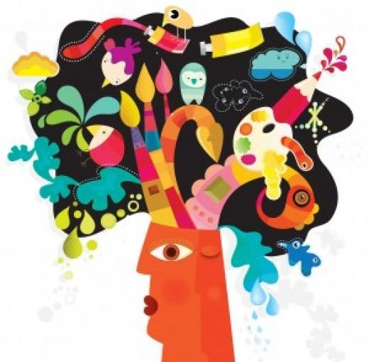 Emotionality = creativity!